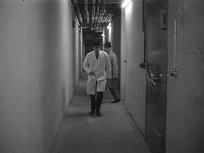 Alphaville Une étrange aventure de Lemmy Caution 1965 Jean Luc Godard The most unforgettable corridors in sci fi   in photos
