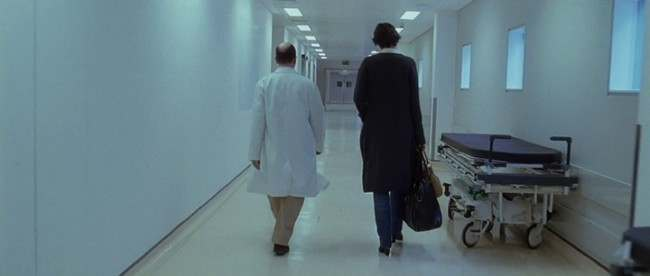 Code 46 2003 Michael Winterbottom The most unforgettable corridors in sci fi   in photos
