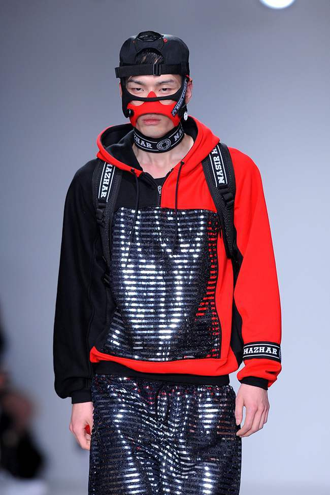 PA 16845236 The 21 most hilarious outfits from Mens Fashion Week   London Summer 2013