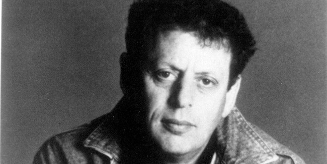 Our undated picture shows U.S. composer Philip Glass. (AP-Photo/HO)