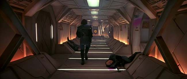 Star Trek VI The Undiscovered Country 1991 Nicholas Meyer The most unforgettable corridors in sci fi   in photos