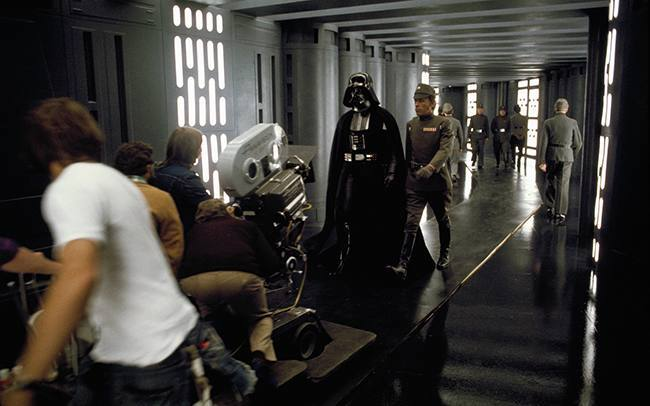 Star wars The most unforgettable corridors in sci fi   in photos