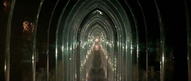 The Black Hole 1979 Gary Nelson The most unforgettable corridors in sci fi   in photos