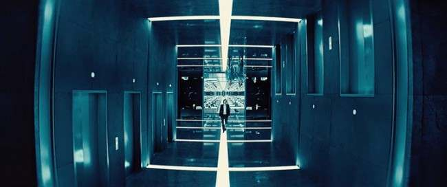 Upside Down 2012 Juan Diego Solanas The most unforgettable corridors in sci fi   in photos