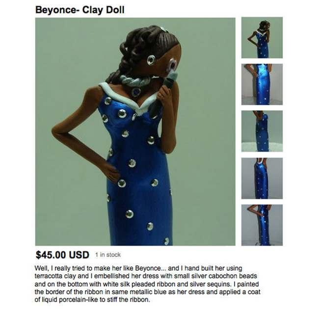 beyonce doll