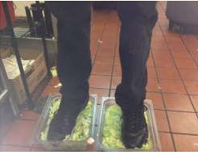 burger king lettuce