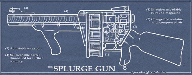 dildo gun