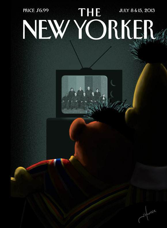 newyorker bert and ernie