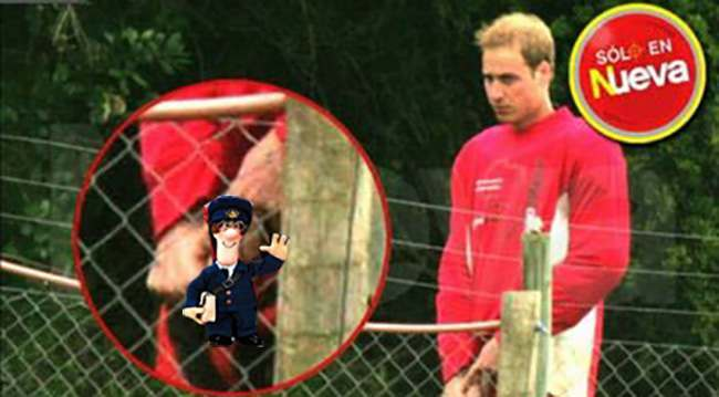 prince william piss