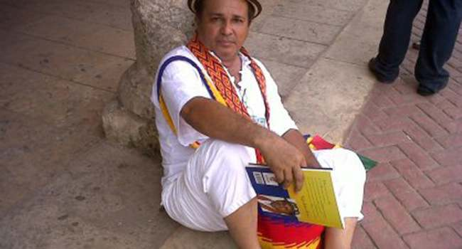 rafaelmedinabrochero copy Colombian poet sells his testicles to fund European peace tour