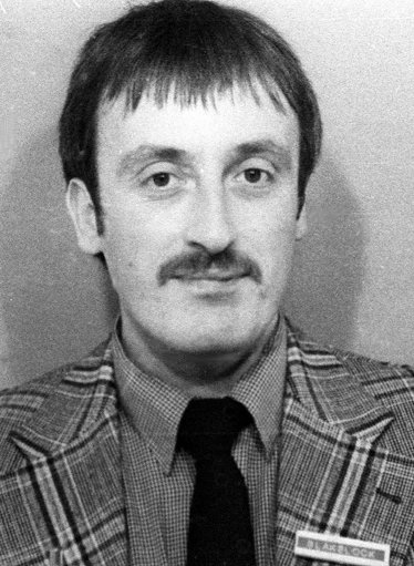 BLACK AND WHITE ONLY. Undated file handout photo of Pc Keith Blakelock as a provisional trial date has been set at the Old Bailey for a 44-year-old man charged with the murder of Pc Keith Blakelock during the Broadwater Farm riots in 1985.