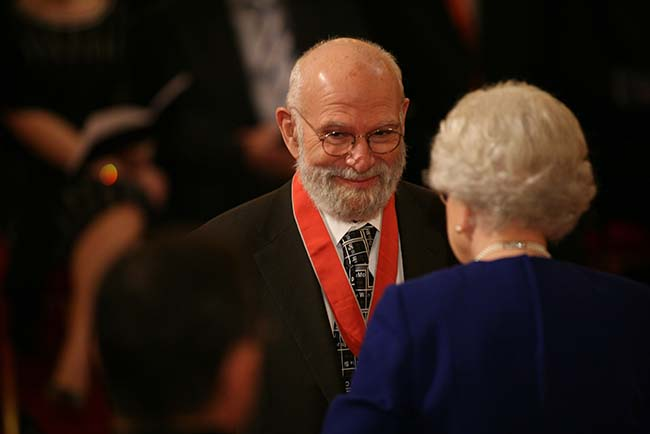 Oliver sacks death queen