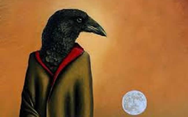 crow death