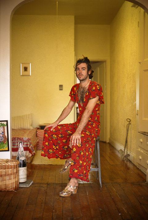 Anorak News Portraits Of Men Wearing Their Girlfriends