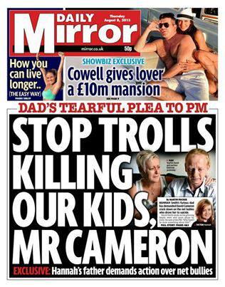 1095104 694032227280187 1237227485 n Cameron supports tabloid Trolling: We need solid, reliable dial up and ASCII only services