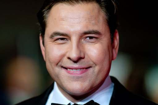 David Walliams attending the premiere of Great Expectations, the closing night gala of the BFI London Film Festival, at the Odeon cinema in Leicester Square.