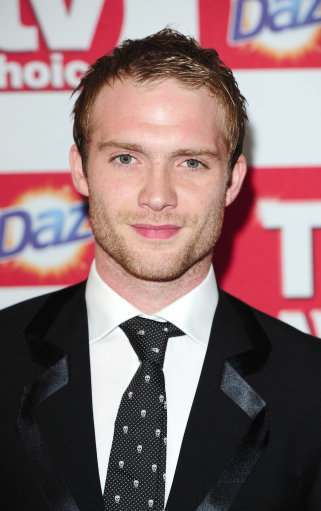 Chris Fountain arrives at the TV Choice Awards at the Dorchester hotel in London. PRESS ASSOCIATION Photo. Picture date: Monday 10 September, 2012. Photo credit should read: Ian West/PA Wire