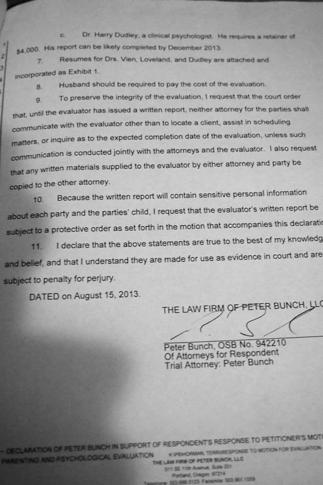 page 3 court doc declaration