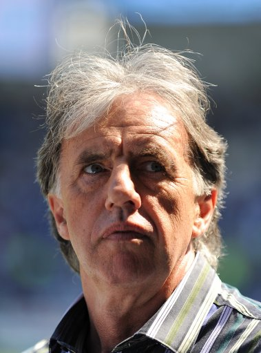 Mark Lawrenson, television pundit.