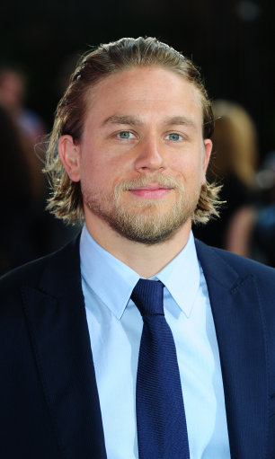 Charlie Hunnam arrives for the European premiere of Pacific Rim at the Imax cinema in London. PRESS ASSOCIATION Photo. Picture date: Thursday 4th July, 2013. Photo credit should read: Ian West/PA Wire