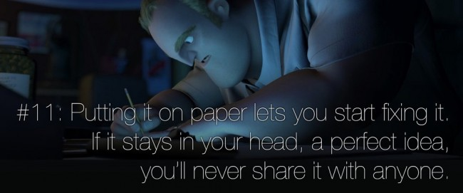 22 rules of story telling pixar 10