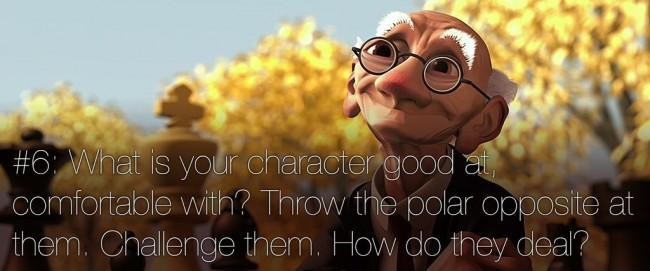 22 rules of story telling pixar 5