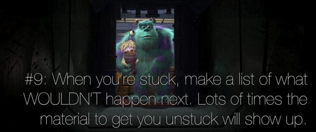 22 rules of story telling pixar 8