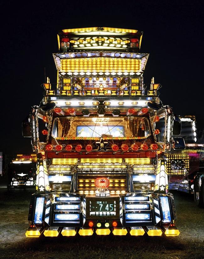 Japon truck art 11