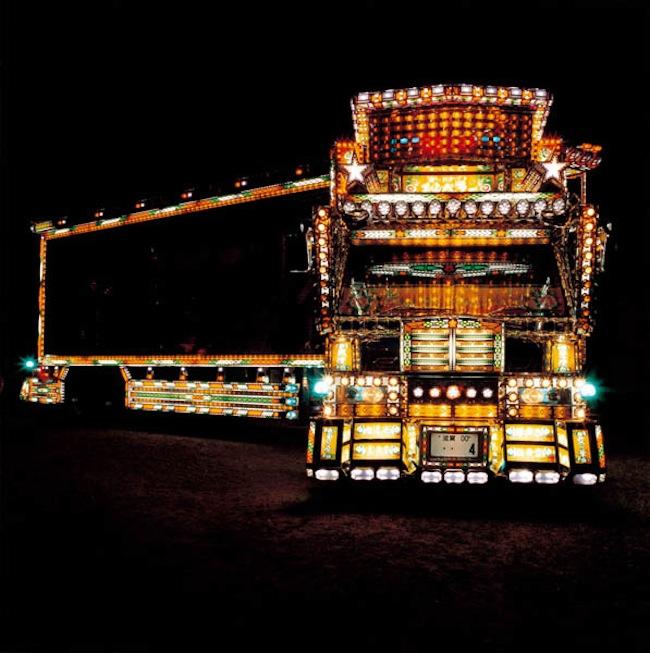 Japon truck art 2