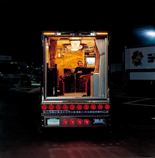 Japon truck art 6