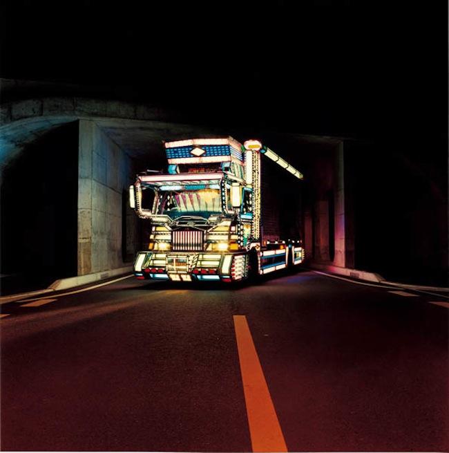 Japon truck art 7
