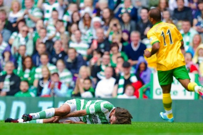 Louis Tomlinson gabby One Direction fans threaten to kill Aston Villas Gabby Agbonlahor for tackling puking Louis Tomlinson