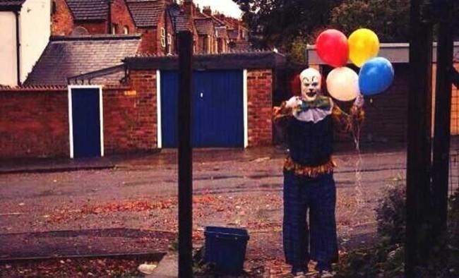 Northampton clowns 3
