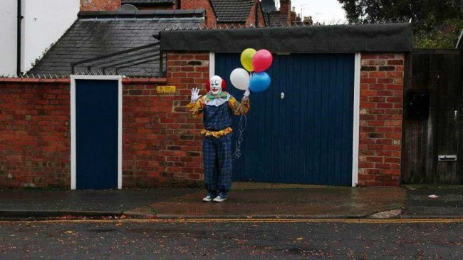 Northampton clowns