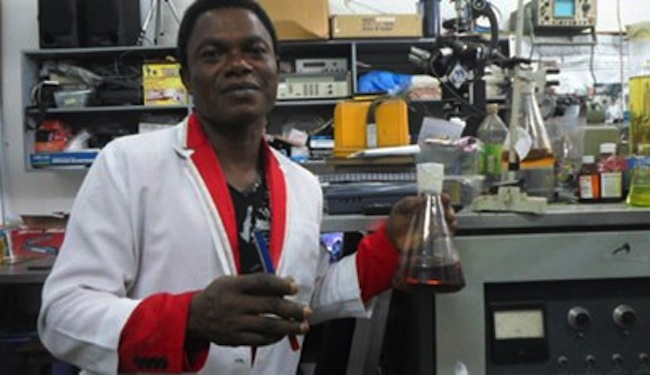 africa sience gay Nigerias greatest living scientist uses magnets, pi and lions to prove that gay marriage is wrong