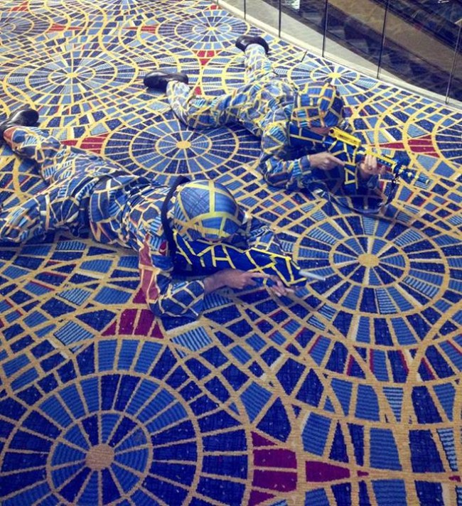dragoncon carpet