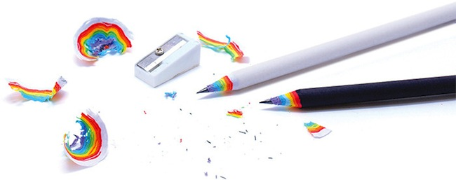 rainbow pencil 1