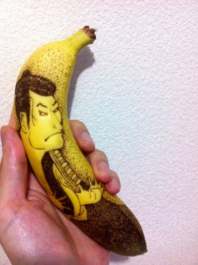 tattoo banana 13
