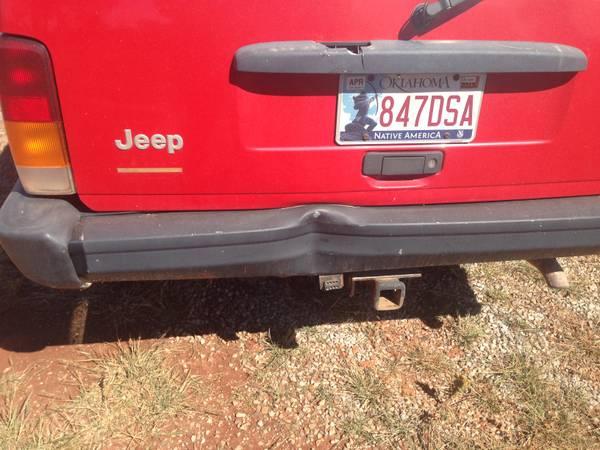 1997 Jeep Cherokee - $1750 (Enid, OK ) 1