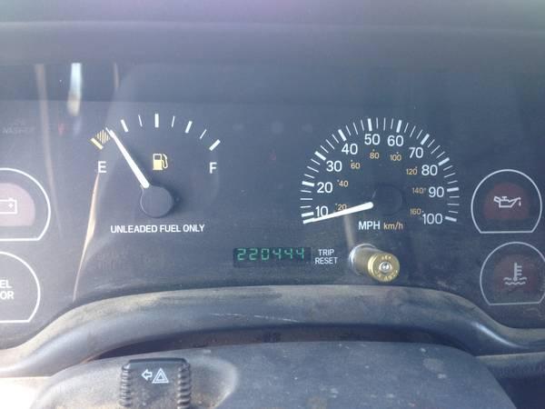 1997 Jeep Cherokee 2 - $1750 (Enid, OK ) 1