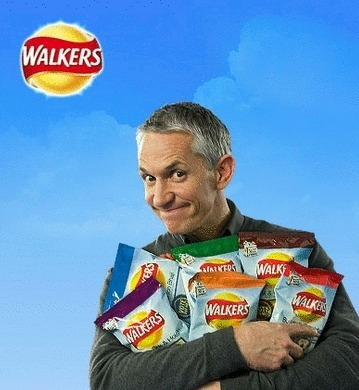 Food18 Footballers Forever Associated With Certain Items Of Food
