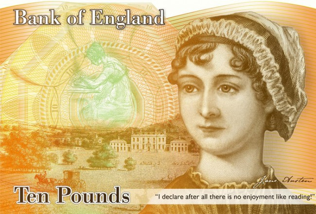 Jane Austen dolly Is Jane Austen Too Airbrushed On The New Banknote?