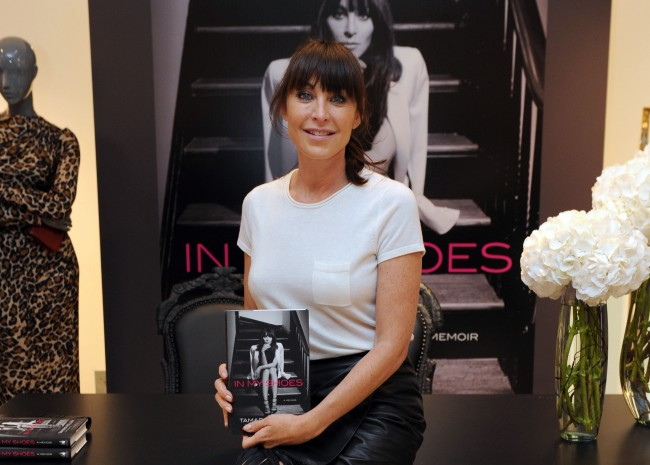 PA 17882483 Tamara Mellon On Jimmy Choo, Mr Mellon Head And Her Therpay Bashing Mother