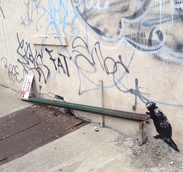 bansky new york 5