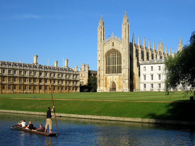 cambridge uni test
