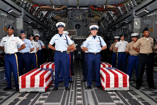 coffins us