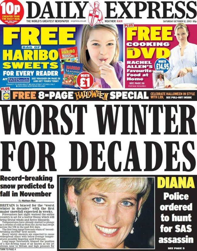 daily express Princess Diana: Soldier N says the SAS didnt kill her but the Daily Express isnt listening