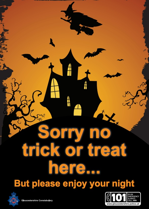 halloween no poster