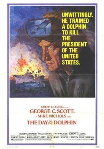 terrible taglines Terrible Taglines: The Day Of The Dolphins (1973)