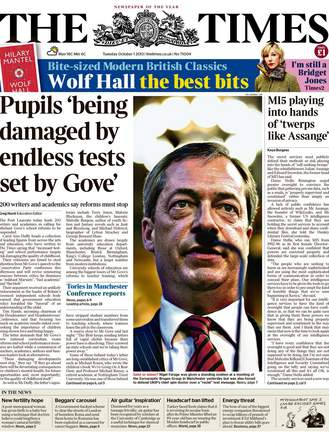 times 1 329x437 UKIP Nigel Farage as Hitler: volumes 1,2, und Third